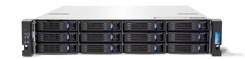 Storage - NAS - RECT™ ST-36xxR12-N - 2U Storage Rack Server  sc 1 st  RECT - RECT™-Shop with configurator & Storage - NAS - RECT™ ST-36xxR12-N - 2U Storage Rack Server with up ...