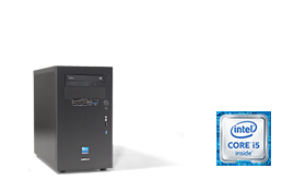 "Workstation - RECT™ WS-2264C - Workstation with Intel Core CPU of the 6th generation ""Skylake"""