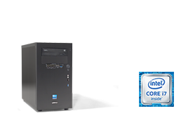 "Client PC - Workstation - RECT™ WS-2265C - Workstation with Intel® Core™ CPUs of the 7th generation ""Kaby Lake"""