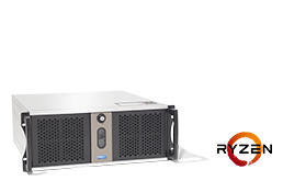 Client PC - Workstation - RECT™ WS-8823C5 - Rack Workstation with brandnew AMD Ryzen™ Processor