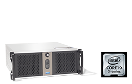 Client PC - Workstation - RECT™ WS-8866C5 - 4U Rack Workstation with brandnew Intel Core X Processor