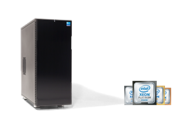 Client PC - Workstation - RECT™ WS-2288R - Dual-CPU Workstation with Intel Xeon Scalable CPUs