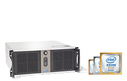 Client PC - Workstation - RECT™ WS-8888R5 - Dual-CPU Rack Workstation with Intel Xeon Scalable R