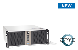 Client PC - Workstation - RECT™ WS-8837C5 - More power in Rack for your business with AMD EPYC™ Rome