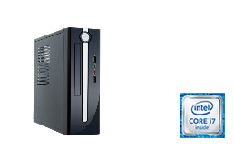 Client PC - Desktop - RECT™ DT-1267C Mini - Intel Mini Desktop - Optimized for business tasks