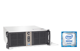 GPU Server - RECT™ WS-8868C5 - Rack Workstation with Intel® Xeon® W Processor