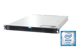 "Server - Rack Server - 1U - RECT™ RS-8564C - 1U Rack Server with Intel Xeon E3-v6 CPUs ""Kaby Lake"""