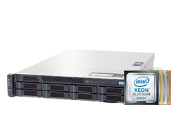 2U Intel - Rack Server - RECT™ RS-8688R8 - Intel Xeon Scalable in 2U RECT Rack Server