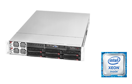 Server - Rack Server - 2U - RECT™ RS-8686R6 - Quad-CPU Rack Server with Intel Xeon E7-v4 CPUs Broadwell-EX