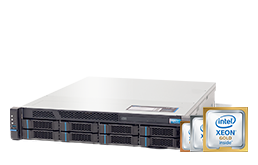 Server - Rack Server - 2U - RECT™ RS-8687R8 - Single Xeon Scalable R in 2U Rack Server