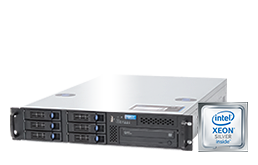 Server - Rack Server - 2U - RECT™ RS-8688R6 Standard - 2U Dual Xeon Scalable Rack Server