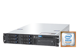 Server - Rack Server - 2U - RECT™ RS-8688R6 Entry - Dual Intel Xeon Scalable R in 2U RECT Rack Server