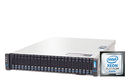 Server - Rack Server - 2U - RECT™ RS-8688R24 High - 2U Dual Xeon Scalable Rack Server