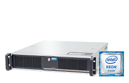 Server - Rack Server - 2U - RECT™ RS-8669C - Short 2U Rack Server with Intel Xeon E-2200
