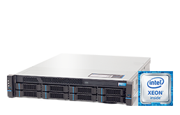 Server - Rack Server - 2U - RECT™ RS-8669R8 - 2U Rack Server with Intel Xeon E-2200