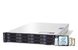 Server - Rack Server - 2U - RECT™ RS-8688R12 - Intel Xeon Scalable R in 2U Rack Server