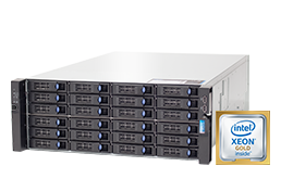 Server - Rack Server - 4U - RECT™ RS-8888S24 Performance - Dual Intel Xeon Scalable R in 4HE Rack Server