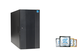 Silent-Server - RECT™ TS-5488R8 - Intel Xeon Scalable in a RECT Tower Server