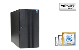 Silent-Server - RECT™ TS-5488VR8 - Intel Xeon Scalable in a RECT Tower Server