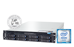 Storage - NAS - RECT™ ST-36xxR8-N - 2U Storage Rack Server with up to 80 Terabyte