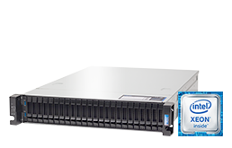 Storage - NAS - RECT™ ST-36xxR24-N - 2U Storage Rack Server with up to 48 terabyte