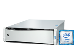 Storage - NAS - RECT™ ST-37xxR16-N - 3U Storage Rack Server with up to 160 Terabyte