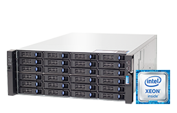 Storage - NAS - RECT™ ST-38xxR24-N - 4U Storage Rack Server up to 240 Terabyte