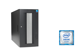 Storage - NAS - RECT™ ST-28xxR8-N - Storage Tower up to 144 Terabyte