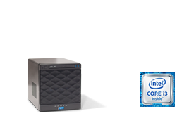 Storage - NAS - RECT™ ST-2269C4-N - Compact Mini-Tower Storage for up to 48TB capacity
