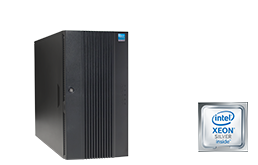 Server - Tower Server - Mid-Range - RECT™ TS-5487R8 Standard - Single Xeon Scalable Tower Server