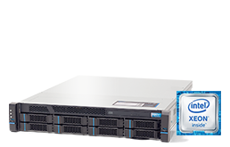 Virtualisierung - Microsoft - RECT™ RS-8684MR6 - Single-CPU Rack Server (2HE) mit Intel Xeon E5-v4 CPUs