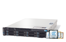 Virtualization - Microsoft - RECT™ RS-8688MR8 - Intel Xeon Scalable R in 2U Rack Server