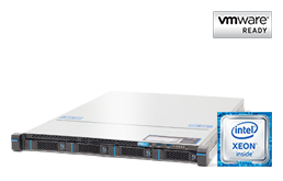 VMware - Virtualization - RECT™ RS-8585VR4 - up to 44-cores; the very latest Intel Broadwell EP-Plattform for Dual-CPU 1U Rack Server