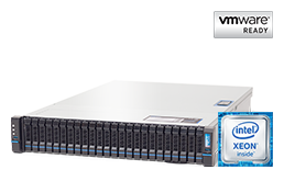 VMware - Virtualization - RECT™ RS-8685VS16 - All-Flash-Array 2U Rack Server with latest Intel Xeon E5-v4 CPUs