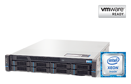 VMware - Virtualization - RECT™ RS-8684VR8 - 2U Single-CPU Rack Server with latest Intel Xeon E5 CPUs Broadwell-EP