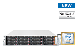 Virtualization - VMware - RS-8688VR12 - Intel Xeon Scalable in 2U RECT Rack Server