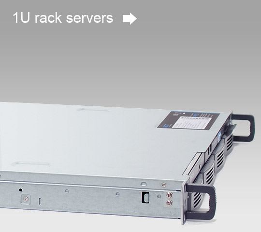 Server - Rack Server - RECT™-Shop with configurator